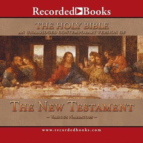 New Testament-CEV als Hörbuch
