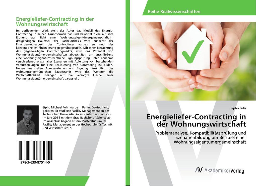 Energieliefer-Contracting in der Wohnungswirtsc...
