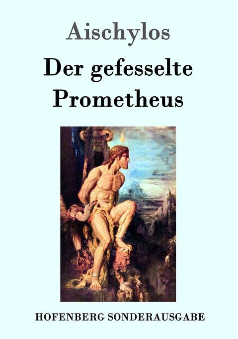 Der gefesselte Prometheus als Buch
