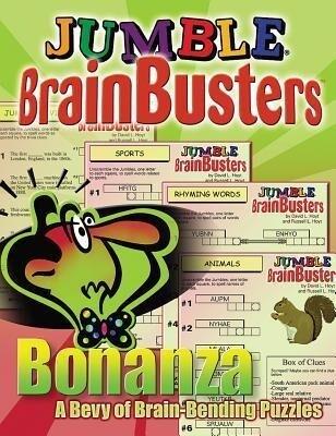 Jumble(r) Brainbusters Bonanza als Taschenbuch