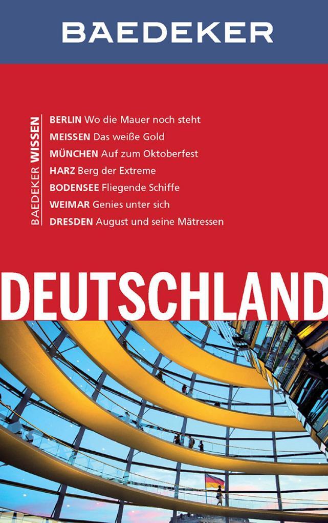 Baedeker Reiseführer Deutschland als eBook Down...