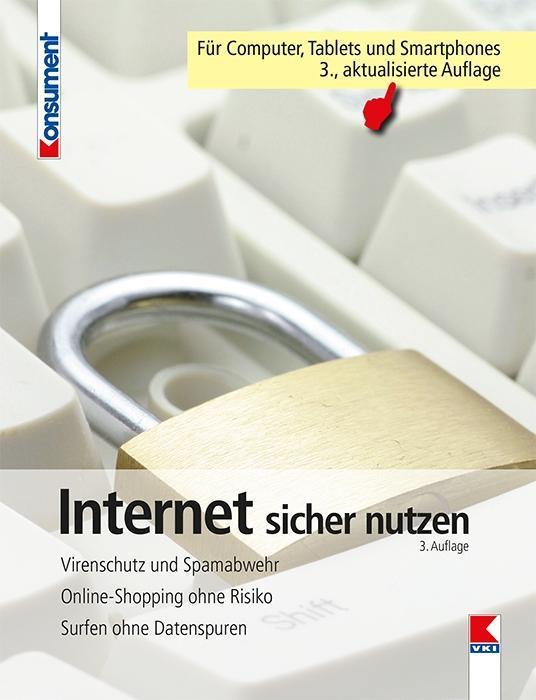 Internet sicher nutzen als Buch von