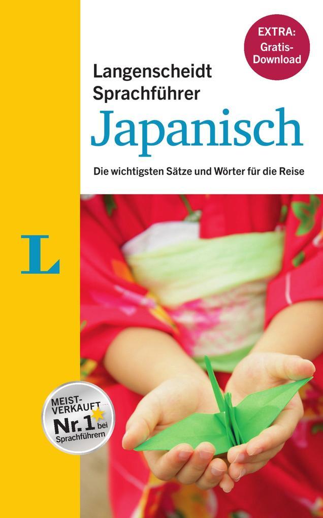 Langenscheidt Sprachführer Japanisch - Buch ink...