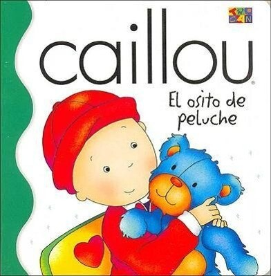 Osito de Peluche (Where's Teddy?) als Buch