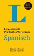 Langenscheidt Praktisches Wörterbuch Spanisch - Buch mit Online-Anbindung