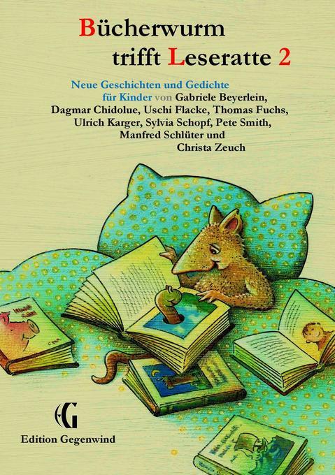 Bücherwurm trifft Leseratte 2 als Buch