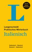 Langenscheidt Praktisches Wörterbuch Italienisch - Buch mit Online-Anbindung