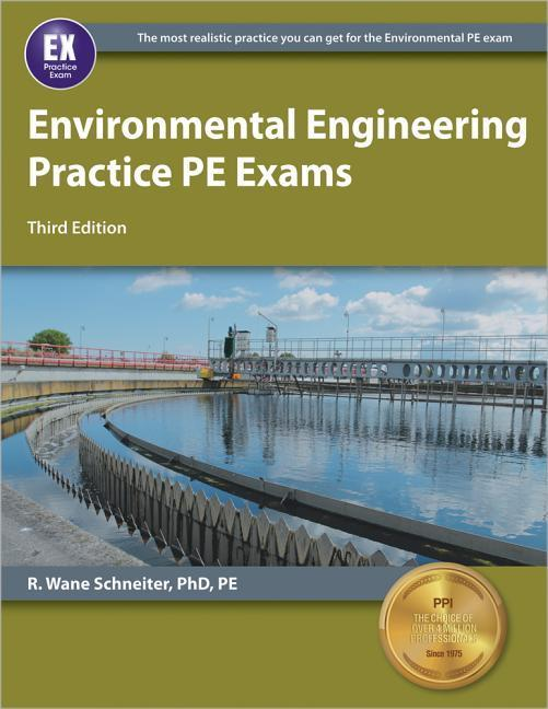 Environmental Engineering Practice PE Exams als Taschenbuch