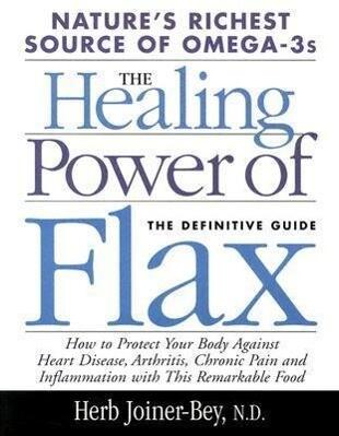 Healing Power of Flax als Taschenbuch