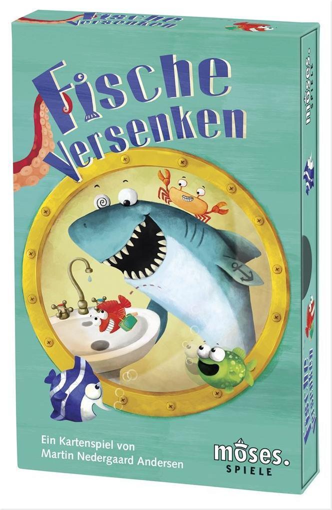 Fische versenken als Spielwaren