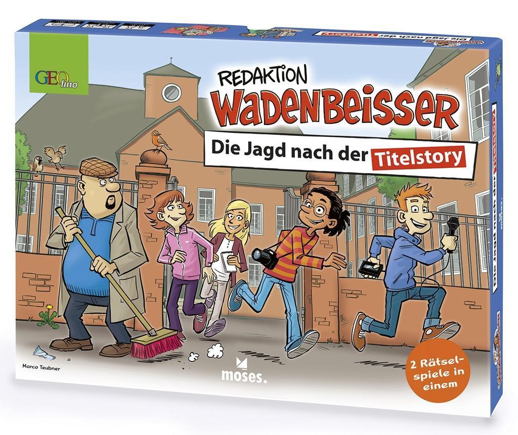 Redaktion Wadenbeißer - Auf der Jagd nach der T...