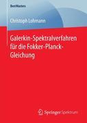 Galerkin-Spektralverfahren für die Fokker-Planck-Gleichung