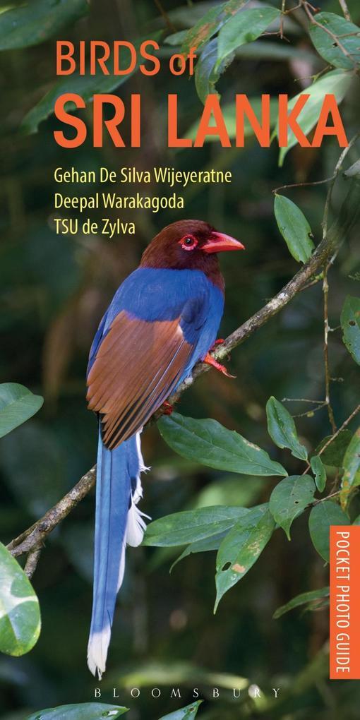 Pocket Photo Guide to the Birds of Sri Lanka al...