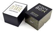 Zitate-Box schwarz
