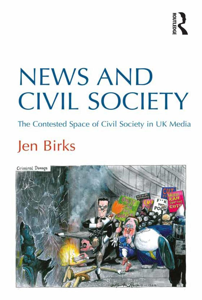 News and Civil Society als eBook Download von J...