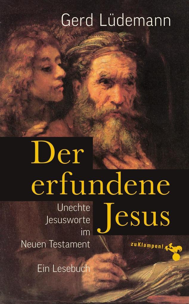 Der erfundene Jesus als eBook