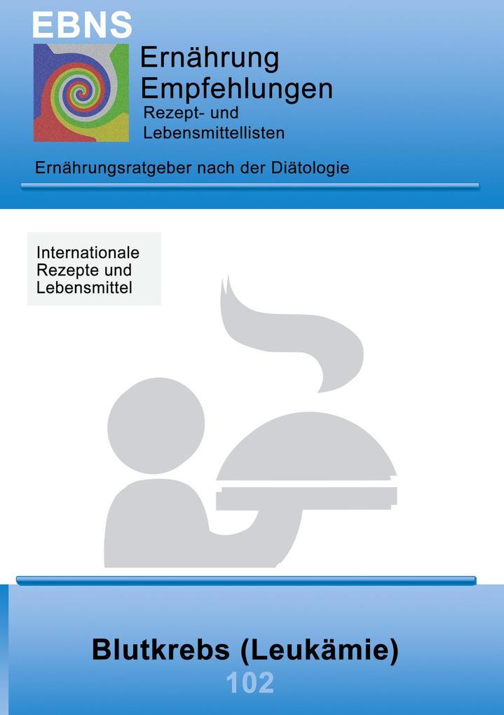 Ernährung bei Blutkrebs (Leukämie) als eBook Do...