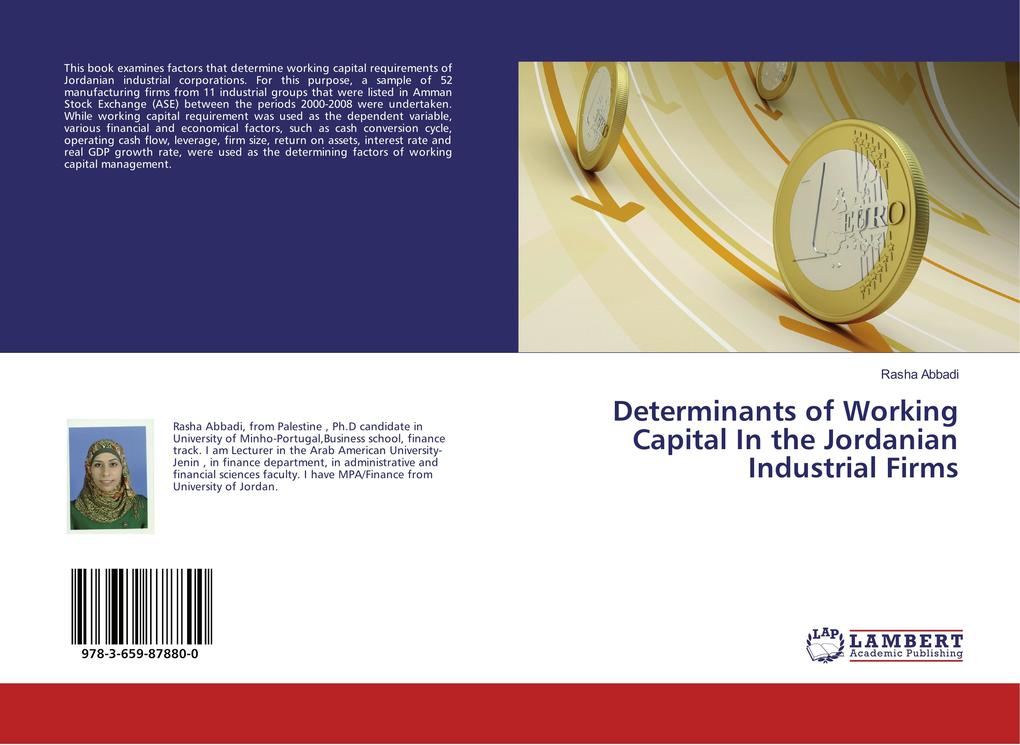 Determinants of Working Capital In the Jordania...