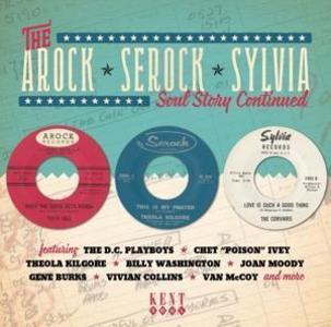 The Arock/Serock/Sylvia Soul Story Continued