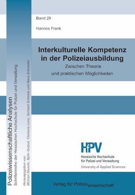 Interkulturelle Kompetenz in der Polizeiausbild...