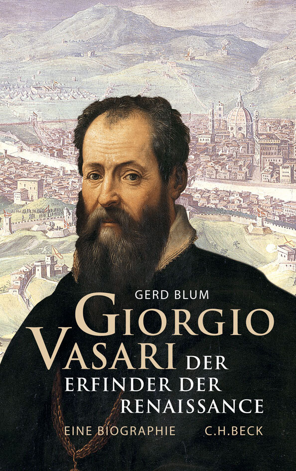 Giorgio Vasari als Buch von Gerd Blum
