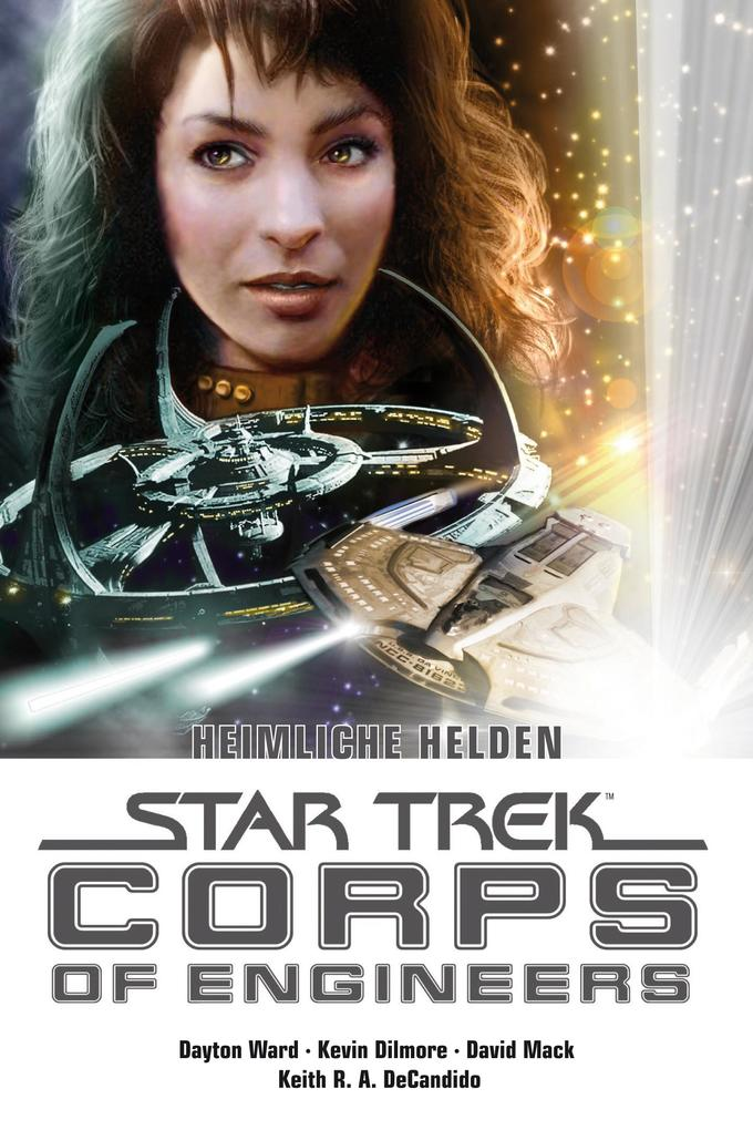 Star Trek - Corps of Engineers Sammelband 2: Heimliche Helden als eBook