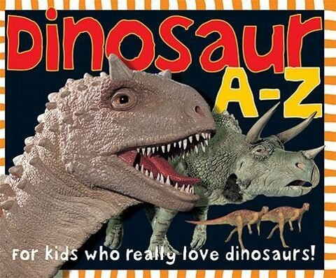 Dinosaur A-Z als Buch