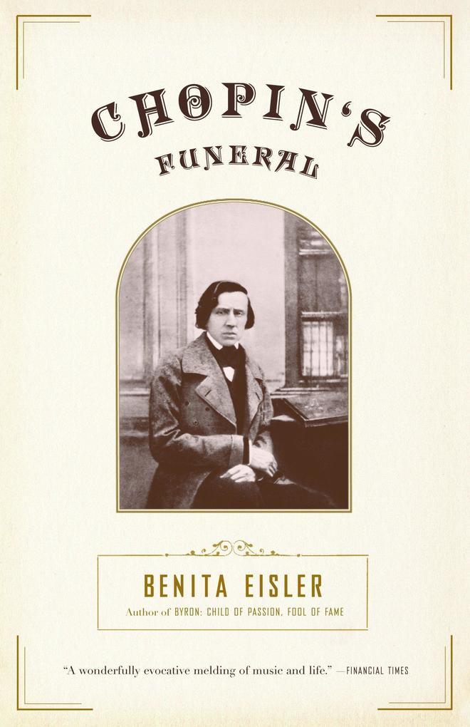 Chopin's Funeral als Taschenbuch