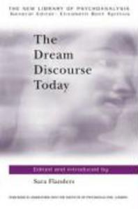 The Dream Discourse Today als Taschenbuch