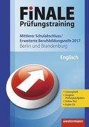 FiNALE Prüfungstraining Mittlerer Schulabschluss, Fachoberschulreife, Erweiterte Bildungsreife Berlin und Brandenburg