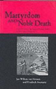 Martyrdom and Noble Death als Taschenbuch