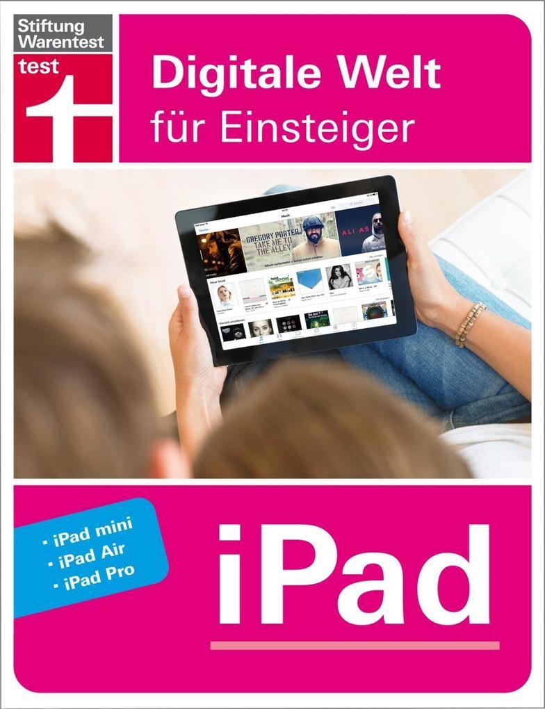 iPad als Buch von Uwe Albrecht