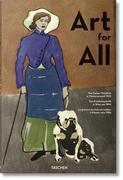 Art for All. The Colour Woodcut in Vienna around 1900. Kunst für alle. Der Farbholzschnitt in Wien u