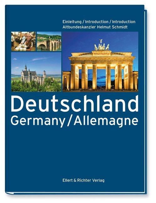 Deutschland/Germany/Allemagne als Buch von Helm...
