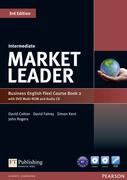 Market Leader Intermediate Flexi Course Book 2 Pack