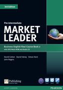 Market Leader Pre-Intermediate Flexi Course Book 2 Pack