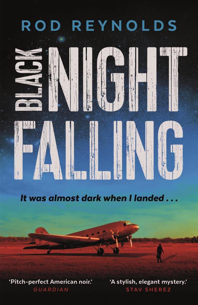 Black Night Falling als eBook Download von Rod ...