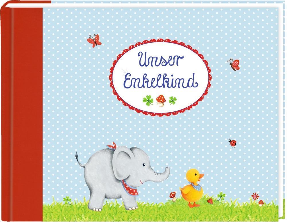 BabyGlück - Unser Enkelkind als Buch