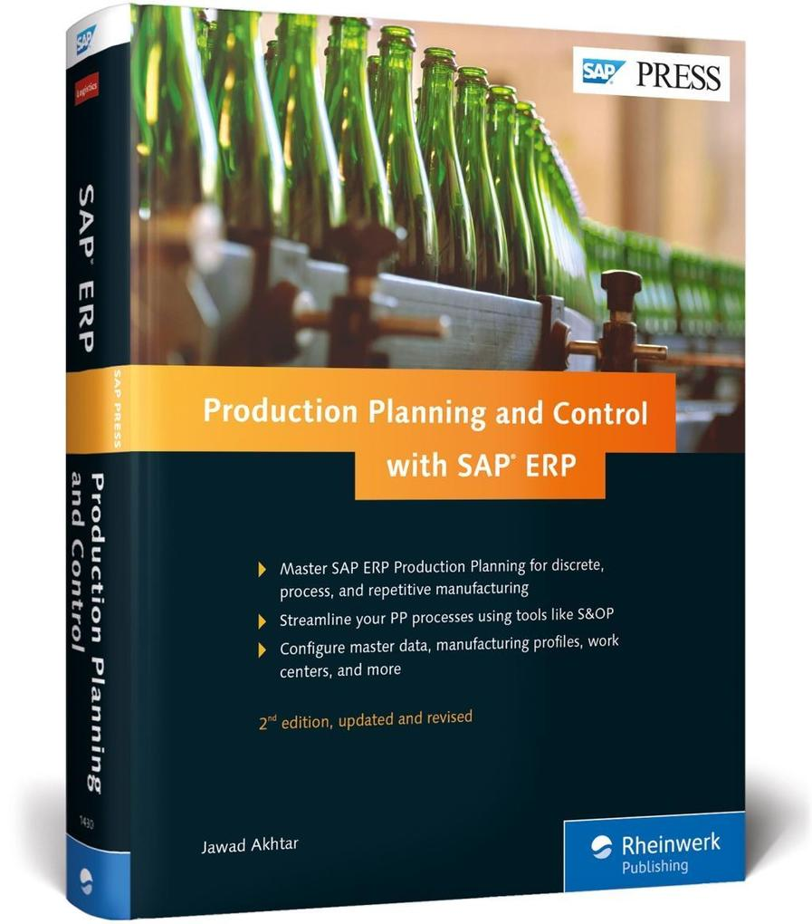 Production Planning and Control with SAP ERP al...