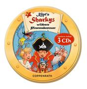 Käpt'n Sharkys wildeste Piratenabenteuer (3 CDs)