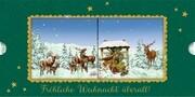 3D-Panoramakarte - Weihnachtsdorf