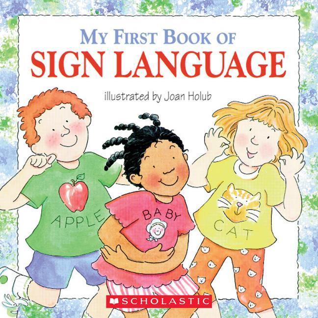 My First Book of Sign Language als Taschenbuch