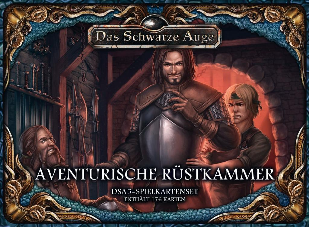 Image of Das Schwarze Auge - Aventurische Rüstkammer
