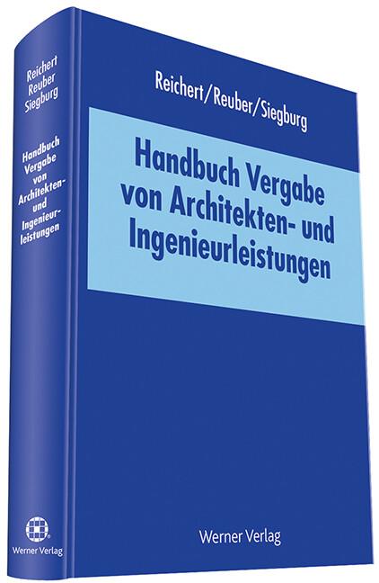 Handbuch Vergabe von Architekten- und Ingenieur...