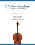 Cello Recital Album, Band 1