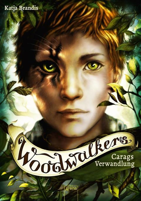 Woodwalkers 01. Carags Verwandlung als Buch
