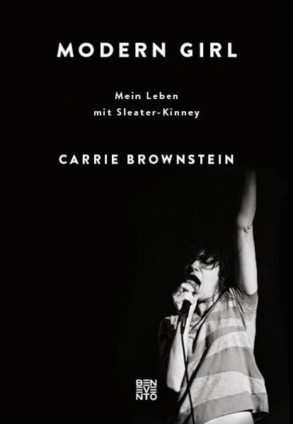 Modern Girl als Buch von Carrie Brownstein