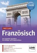 First Class Französisch. Paket: 4 CD-ROMs + Audio-CD