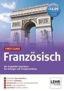 First Class Französisch. Paket: 4 CD-ROMs + Audio-CD