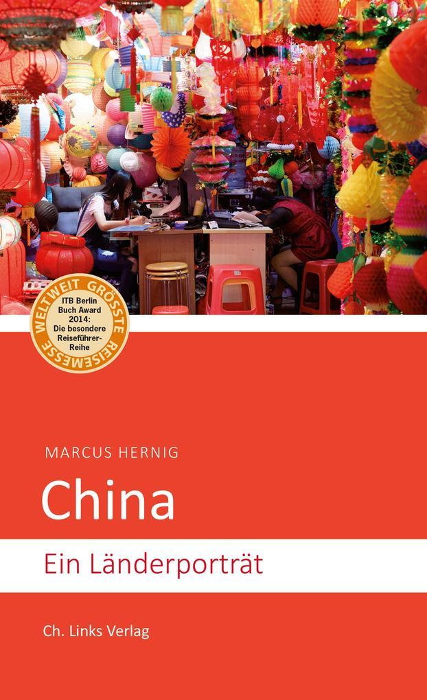 China als Buch von Marcus Hernig